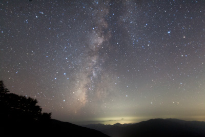 十津川村の星空