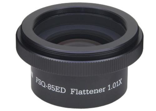 FSQ-85EDフラットナー