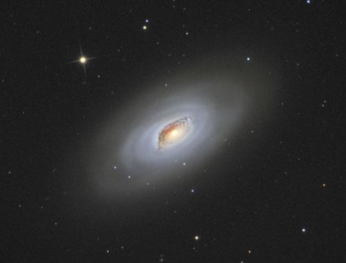 M64銀河