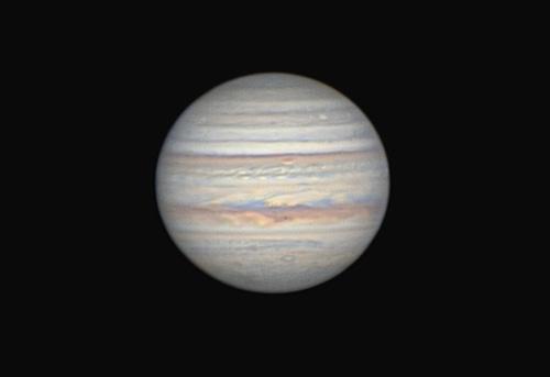木星の写真