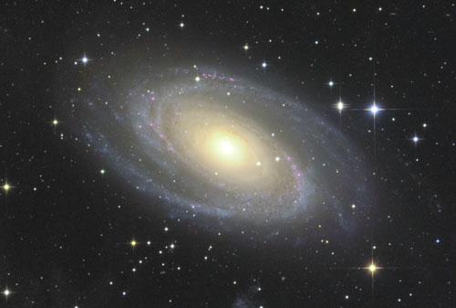 系外銀河の例