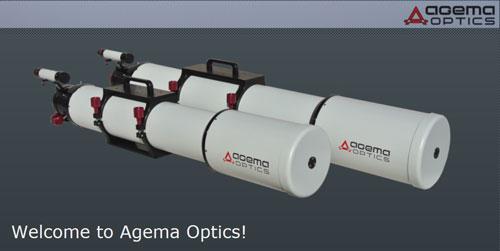 Agema光学望遠鏡