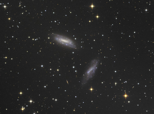 NGC672とIC1727