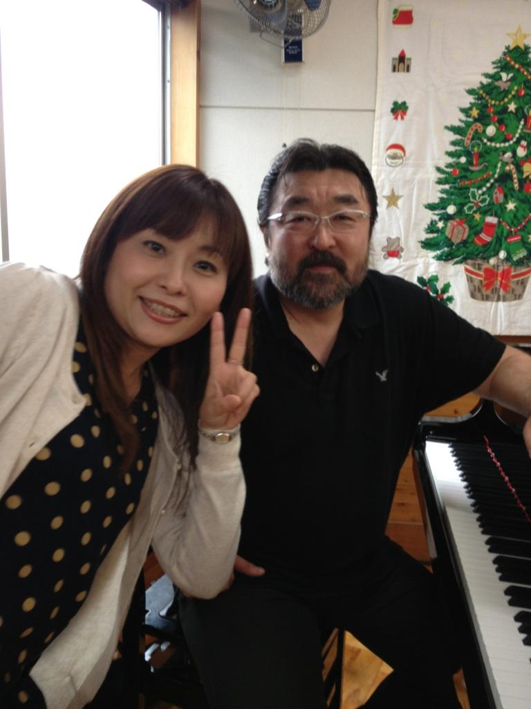 ピアニスト&ピアニスト