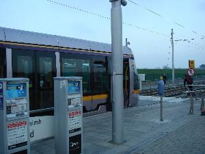 Sandyford駅