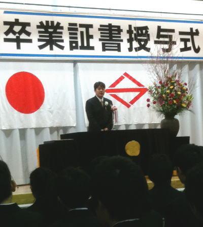 PTA増渕会長からご挨拶