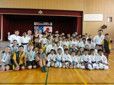 2012ザビア校演武