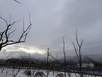 2月4日雪山