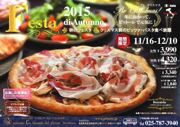 2015秋のフェスタおもて面