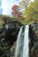 佳作「怒涛の滝」