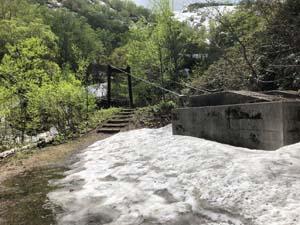 180601第1吊り橋付近