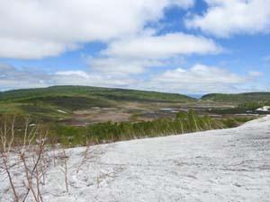 180615雨竜沼湿原展望台付近
