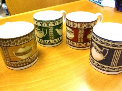 マグカップ 4種