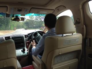 香港運転手さん