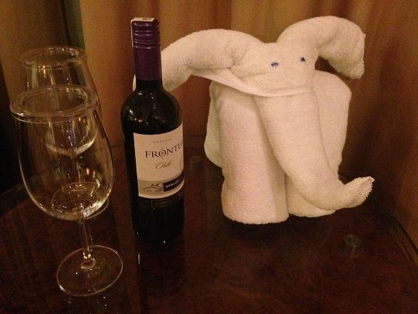 像とワイン