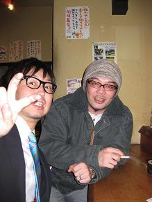 村上社長と日置さん