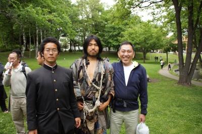 北海道大学一番の人気者! | Chi...