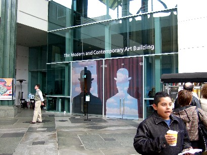 Modern and Contemporary Art Building