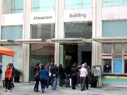 Ahmanson Building