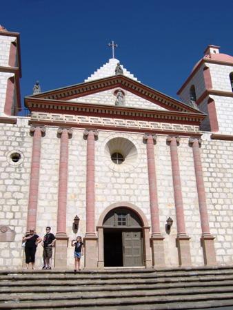 1786年からある伝道所