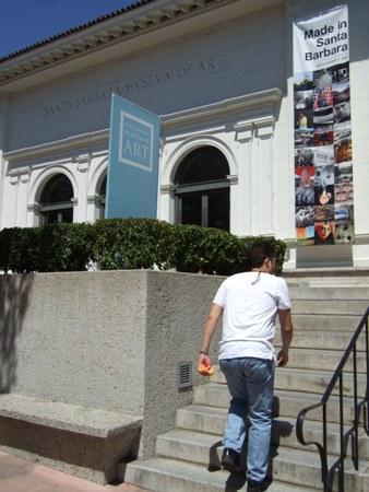 サンタバーバラ美術館