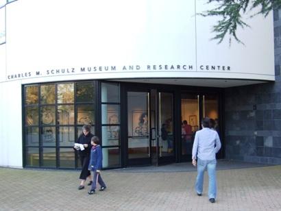 シュルツミュージアム入口