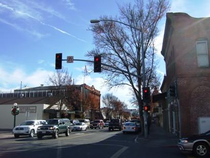 St. Helenaの街並み