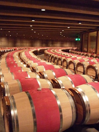 フランス製の樽