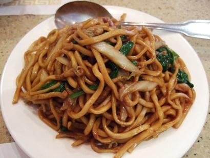 上海風炒麵