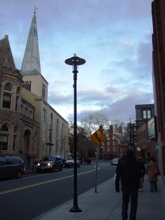 ハーバード大学のある街