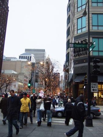 シカゴのお正月