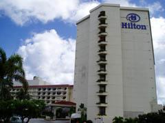 ヒルトンホテル