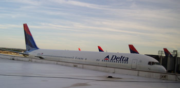 Delta航空