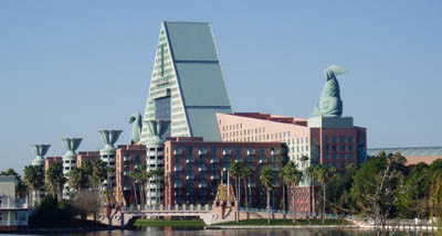 Walt Disney World Swan and Dolphin Hotel