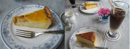 ハウステンボス チーズケーキ