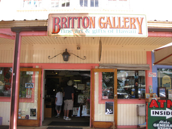 Britton Gallery Fine Art