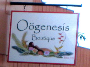 Oogenesis Boutique