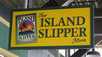 The Island Slipper Store