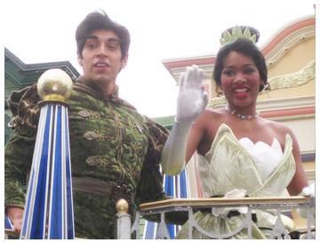 ティアナと王子