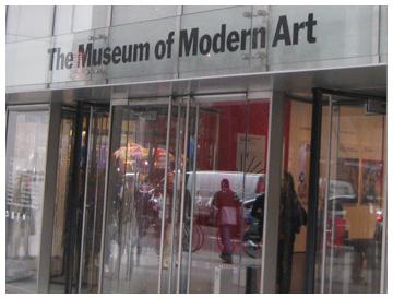 NY近代美術館