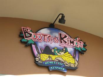 Boots & Kimos Homestyle Kitchen