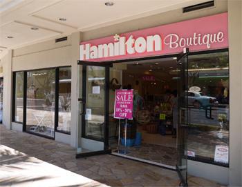 Hamilton Boutique