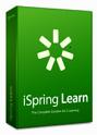 iSpring Learn:受講者管理システムです。iSpring Suite等で作成したコンテンツ(それ以外のコンテンツも可能)を細かく管理します。pdf,xls,ppt,docドキュメントもアップロード可能です。
