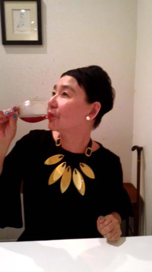 美味しいワインです(^.^)