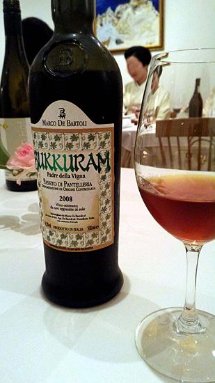 美味しいシチリアデザートワイン