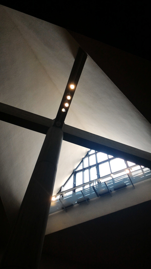 西洋美術館館内