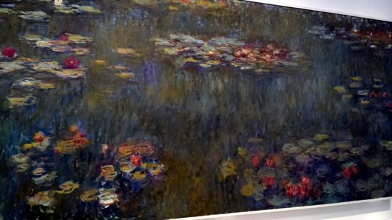 クロード・モネ「睡蓮の池」