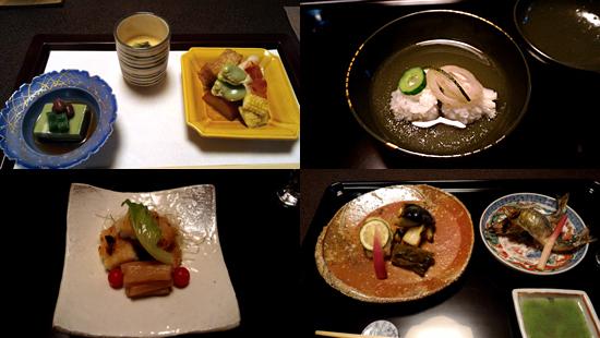 夕食を堪能です(*^^*)