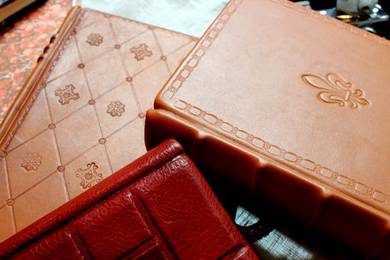 贅沢なノートに囲まれて(^o^)