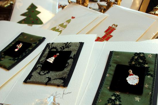 可愛いクリスマスカード☆
